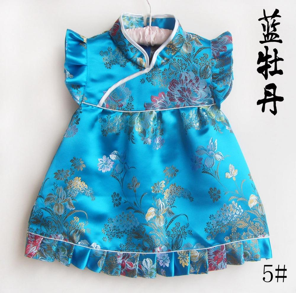 Сшить платье для годовалого ребенка - Детские платья сшить самим быстро и просто. Часть 1