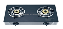 2 burners/2 indian burners/table Gas stove/tempered glass