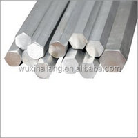 Hot sale TP316L stainless steel six angle bars from manufacturer