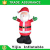 5ft tall hot toys for christmas small inflatable santa clause