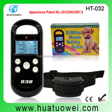 New products on china market Electric Shock Anti Stop Bark Dog / Wholesale Remote Training Collar
