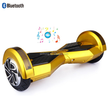 8.0 inch Self Balancing 2 Wheels Bluetooth Hover Board,Electric Hover Board 2 Wheels With Bluetooth