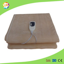 healthy and safe portable electric water heater blanket
