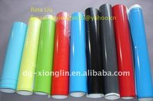 Colorful TPU mylar film for garment lamination drink water bag, rainwear, shoes and handbags material polyester based