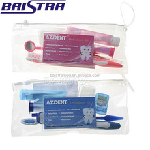 Professional supply Portable 8 in 1 colored oral care orthodontic kit
