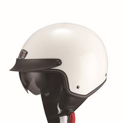 2015 NEW OP05 peak open face helmet with sun glass visor double visor