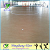 PVC wood flooring roll, used futsal court floor for sale