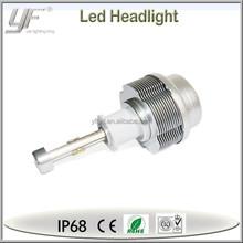 yf led headlight h1, h7 motorcycle headlight led, 40w headlight h1 super white