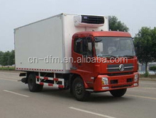 refrigerator freezer cargo van high quality refrigerated trucks