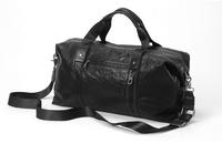 hot style teen fashion waterproof PU Leather Duffel Bag