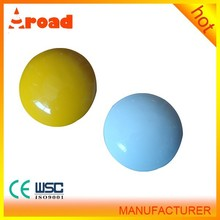 ceramic white road stud high quality manufacture in China diameter 10 cm