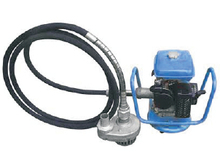 electric powered submersible water pumps