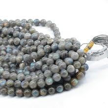 Wholesale A Grade Labradorite Blue Grantite Stones Round Beads