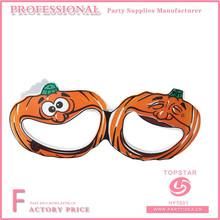 Wholesale Fashionable Pumpkin Party Halloween Sunglass