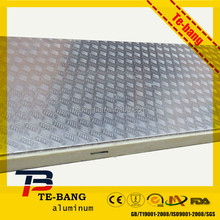 Sheet /Coil / Bar Stucco Embossed Aluminum