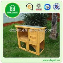 mayor conejera de madera DXR015