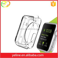 Clear case for apple watch, for apple watch tpu case