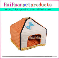 Stylish design hot selling outdoor dog bed,do house ,pet bed