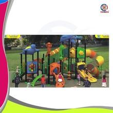 2015 brand new commercial outside children playground
