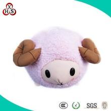 Customized plush toy sheep, OEM stuffed animals