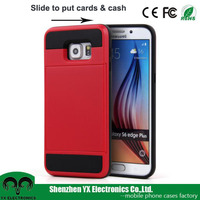 new products 2016 cheap korea cell phone case for samsung galaxy S6 edge+