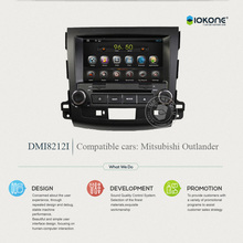 Android In-dash Car Stereo DVD player with 3G WIFI For Mitsubishi Outlander 2006 2007 2008 2009 2010 2011 2012
