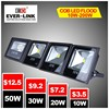Factory price 2 years warranty Meanwell driver 70w led outdoor flood light