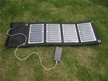 18W Multi Purpose solar laptop charger/foldable folding solar panel/portable solar panel