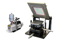 Compact Precision Film Coater with Vacuum Chuck & Pump- GN-SPC-1-LD