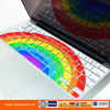 """for macbook 12"""" Clear Silicone keyboard cover laptop keyborad cover"""