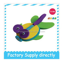 2015 Fashion New Make Your Own Colorful Foam EVA Fish- arts and craft for Kids