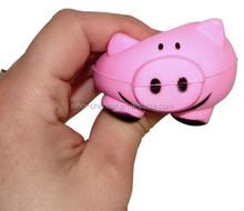 mini fancy pig anti stress ball toy