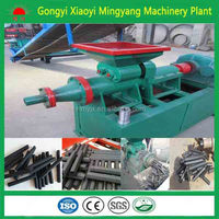 2015 Factory coal charcoal briquette extruder machine /rods making machine /pellet making machine 008618937187735