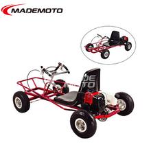 43CC Engine 1 Seat Safe Go Kart for Kids