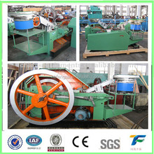 High speed wire steel coil nail and screw making machine