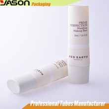 30ml oval shaped and luxury cosmetic tube containers