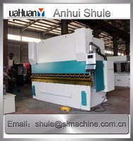 WC67Y-300/6000 Series hydraulic cnc press brake machine 300tons,standard confiquration bending machinery low price