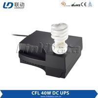 Portable 40W CFL Mini UPS 220V