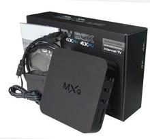 MXQ Amlogic S805 Android 4.4 3D Media Player Smart TV Box QuadCore XBMC 1080P 8G