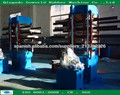 Caucho vulcanizado Tile Machine