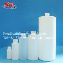 ขนาดแตกต่างกันขวดพลาสติกกลมที่ทำในจีน, ขวดpeถัง