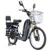 2015 hot sale pedal assisted 2 wheel electric cargo bike, cargo bike electric, cheap electric bike