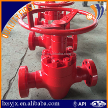 Wellhead Christmas Trees and manifolds and casing gate valve.