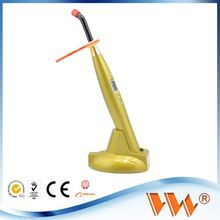 1200~1500mw/cm2 illumination two colors led light cure for dentist