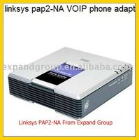 LINKSYS PAP2 NA SIP VOIP Phone Adapter,Linksys voip gateway