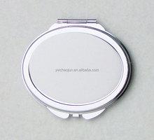 heat transfer metal vanity sublimation mirror DIY