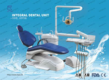 Latest design Model 1021 dental chair unit