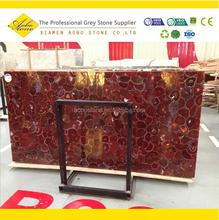 Red Agate precious stone, jasper red agate stone