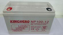 battery manufacturer 12v 100ah solar powered battery heater