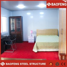 sound-insulated combined prefabricated house for entertainment
